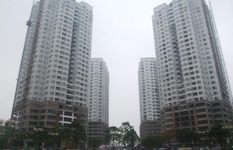 Tổ hợp nhà chung cư cao tầng N05 Hoàng Đạo Thúy