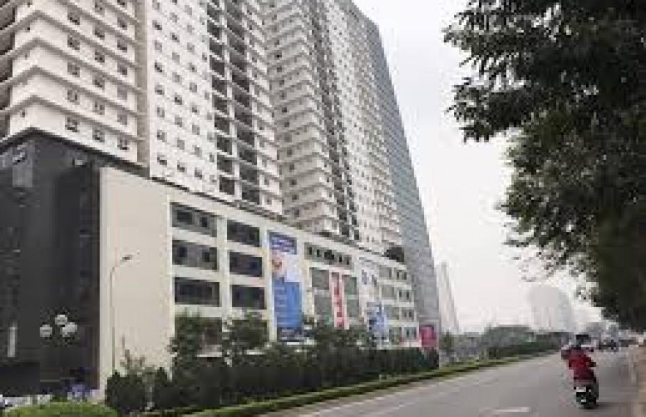 Tổ hợp tòa nhà Chung cư cao tầng 35 Lê Văn Lương